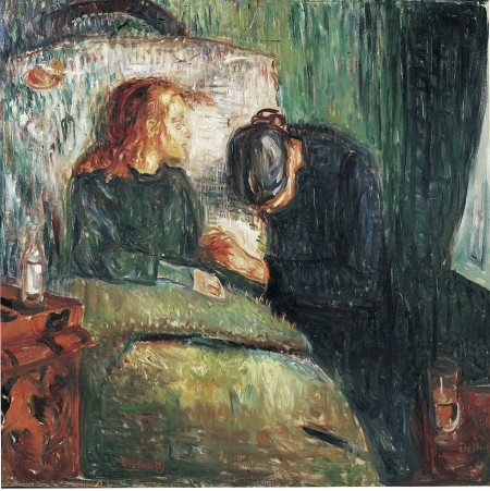 898px-Edvard_Munch_-_The_sick_child_(1907)_-_Tate_Modern